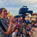 Broadcasting and Live Streaming from 2019 Australian Scout Jamboree with Blackmagic Design Cameras and Switchers