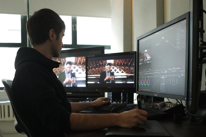 Urban Sled's DaVinci Resolve Studio Workflow: Collaborative Editing