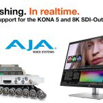 Assimilate SCRATCH 9.1 Enables End-to-end 8K Workflows with  Support for AJA KONA 5; Gains AJA Io 4K Plus Compatibility