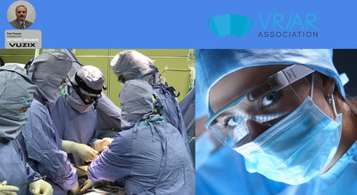 Vuzix to Provide an Industry Perspective on the Usage of Augmented Reality Smart Glasses in Healthcare