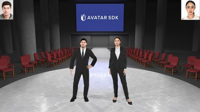 Avatar SDK creates recognizable full body avatars from selfies.
