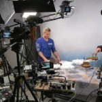 Jazza's New Tabletop Time Stream Created With Blackmagic Design Cameras and Switchers